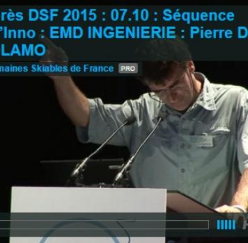 Congrès DSF 2015